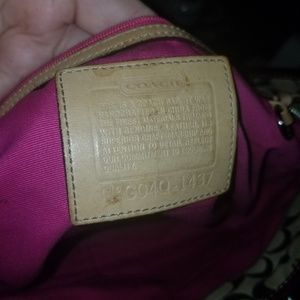 Handbags - Real coach purse